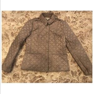 Burberry Brit Quilted kencott jacket